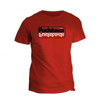 Fudstock 21- Red Unisex T-Shirt