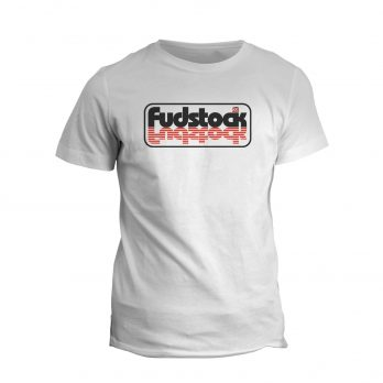 Fudstock 21 – White Kids T-Shirt